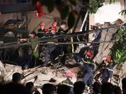 Tin tức - Toàn cảnh hiện trường vụ sập nhà cổ giữa thủ đô khiến 2 người thiệt mạng