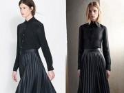"""5 lần """"ăn cắp"""" ý tưởng thiết kế trắng trợn của Zara"""