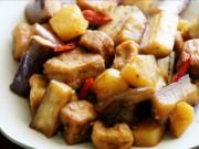 Bếp Eva - Cà tím kho đậu dân dã mà trôi cơm