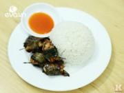 Bếp Eva - Thịt gà cuộn lá dứa chiên thơm lừng lôi cuốn vị giác