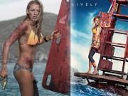 """Xem & Đọc - """"Vợ Deadpool"""" Blake Lively bầm giập vì chiến đấu với cá mập"""