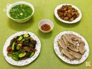 Bếp Eva - Thực đơn cơm chiều ngon cho gia đình