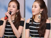"""Dara (2NE1) khoe vẻ đẹp """"không góc chết"""" tại sự kiện"""