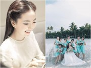 Làng sao - Hậu trường ảnh cưới lung linh của MC thời tiết Mai Ngọc