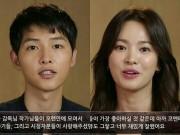 Làng sao - Hội ngộ Song Hye Kyo, Song Joong Ki vừa đen, vừa gầy hom hem