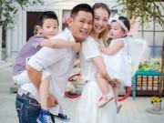 Làng sao - Hoa hậu Jennifer Phạm mang thai lần 3