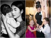 Tăng Thanh Hà, Hồng Nhung và loạt sao Việt đau xót trước các bé mắc bệnh tim bẩm sinh