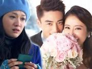 Bạn gái cũ Trần Kiều Ân say xỉn, khóc lóc trong đêm Hoắc Kiến Hoa kết hôn