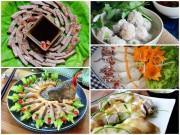 Bếp Eva - Các món luộc, hấp ngon cho ngày nắng nóng