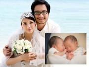 Làng sao - Mỹ nhân Hongkong sinh đôi để cứu vãn hôn nhân sau khi chồng ngoại tình