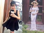 Bà bầu - Bí quyết giảm 10kg vẫn dồi dào sữa sau sinh của vợ ca sĩ Lý Hải