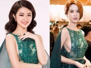 Thời trang - Vừa đăng quang, tân Hoa hậu Bản sắc Việt đã đụng hàng Ngọc Trinh