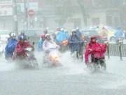 Tin tức - Từ đêm mai miền Bắc mưa lớn kéo dài, Hà Nội có khả năng ngập úng