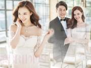 Làng sao - Ghen tị với bộ ảnh cưới và cô vợ xinh đẹp của F4 Chu Hiếu Thiên