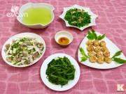 Bếp Eva - Những món ăn khiến bữa cơm chiều trôi cơm
