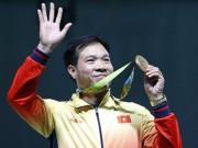 Tin tức - Hoàng Xuân Vinh giành HCB 50m súng ngắn Olympic: Tuyệt đỉnh