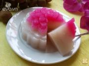 Bếp Eva - Bánh Trung thu rau câu vị nhãn thơm ngon