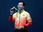 Xạ thủ Hoàng Xuân Vinh có hơn 5,5 tỷ đồng tiền thưởng