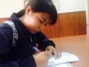 Tin tức - Nhói lòng bức thư gửi KTX Cỏ May của nữ sinh viên mồ côi