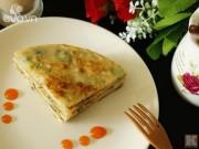 Bếp Eva - Thử thưởng thức bánh hành vào bữa sáng