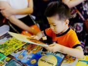 Tin tức cho mẹ - Mẹ ơi con thích đọc sách!