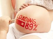 Những dấu hiệu báo mẹ sắp sinh con trong vài giờ tới