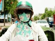 Eva tám - Khách Tây 'choáng' vì trang phục chống nắng kín mít của phụ nữ Việt