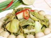 Tin tức - Người Việt vô tư sử dụng đồ ăn gây ung thư dạ dày mà không hề hay biết