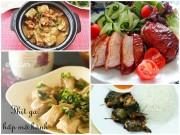 Bếp Eva - 4 món gà, vịt ngon ai cũng mê