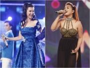 """Làng sao - Vietnam Idol: Đông Nhi đẹp """"hớp hồn"""", Janice Phương khiến Thu Minh khâm phục"""