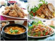 Bếp Eva - Bữa cơm chiều mưa cuối tuần có nhiều món ngon