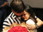 Clip Eva - Video: Trương Quỳnh Anh khóc nức nở khi Tim cầu hôn