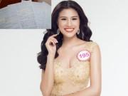 Thời trang - Hoa hậu Việt Nam 2016: Bằng chứng khẳng định Nguyễn Thị Thành gian dối