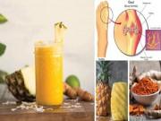 Sức khỏe - Đồ uống tốt cho người mắc bệnh gút