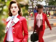 Thời trang - Không thể nhịn cười khi Hà Hồ - Kỳ Duyên bị chế ảnh thời trang