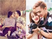 Làng sao - Tú Vi - Văn Anh và những hình ảnh tình yêu
