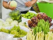 """Bếp Eva - Những loại trái cây Trung Quốc dễ """"đội lốt"""" nhãn mác Việt Nam"""