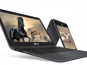 Laptop xoay 360 độ mới tại Việt Nam