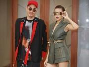 """Next Top Model: Cuộc đua thời trang """"nảy lửa"""" giữa Thanh Hằng, Lý Quí Khánh"""