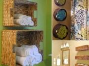 Nhà đẹp - 12 mẹo nhỏ biến căn phòng tắm trở nên tiện lợi hơn bao giờ hết