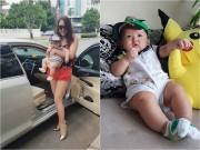 Làng sao - Từng bị chê không biết nuôi con, Phi Thanh Vân tự hào vì con vượt chuẩn
