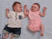 Bà bầu - Chuyện lạ: Chị em sinh đôi sinh con cùng ngày
