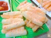 Bếp Eva - Nhâm nhi bánh gạo lắc phô mai lạ miệng