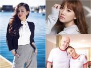 Làng sao - Vì sao Vy Oanh bỗng thích bàn chuyện showbiz Việt?