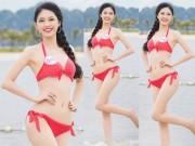 Thời trang - Hoa hậu Việt Nam 2016: Body gợi cảm của thí sinh có vòng 3 khủng nhất