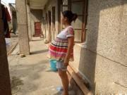 Bà bầu - Bà mẹ mang bầu một năm rưỡi, sinh con nặng 3,8kg