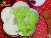 Bếp Eva - Cuối tuần nấu chè khoai môn lá dứa nhâm nhi
