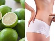 Làm đẹp - 1 quả chanh - 3 cách làm mỡ bụng sẽ giảm ầm ầm mà không cần ăn kiêng