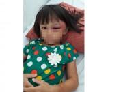 Tin tức - Bé gái 7 tuổi nghi bị mẹ kế chích thuốc lá nóng vào tay gây bỏng