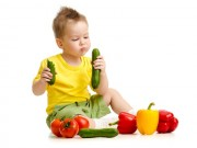 Tin tức cho mẹ - Tăng cường chức năng tiêu hóa giúp bé ăn ngon, tăng cân tốt